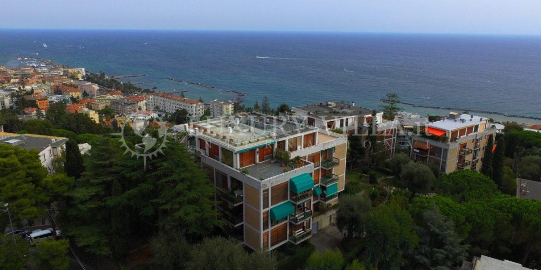 Appartamento vista mare in Vendita a Sanremo,corso degli inglesi